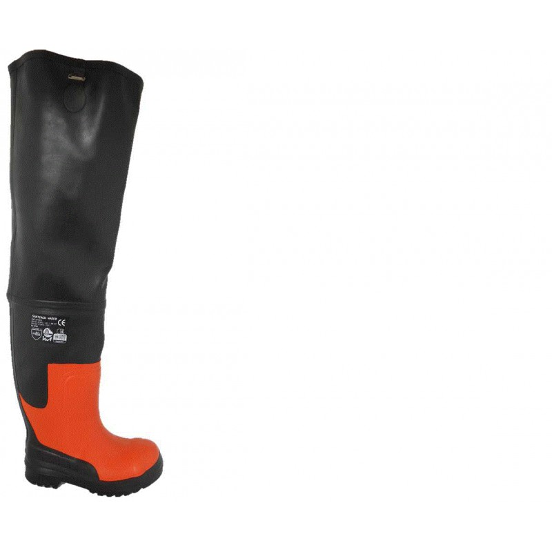 HAIX Distribution EBM PROTECTOR RED ULTRA CHAUSSURE HWD9YEI2
