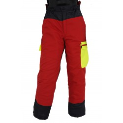PANTALON FOREST JACK RED