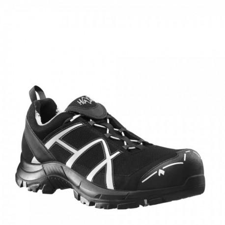 Black eagle safety 40 Low Black/Silver